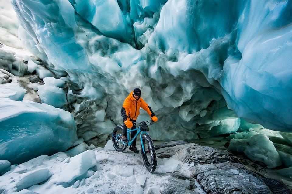 Jakub Rybicki - Greenland Ice trip